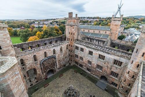 Palacio de Linlithgow 4