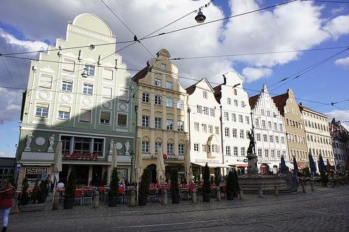 Augsburg, una joya en la Ruta Romántica de Alemania