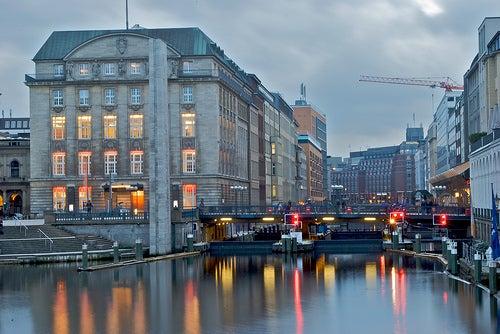 Recorriendo los maravillosos barrios de Hamburgo