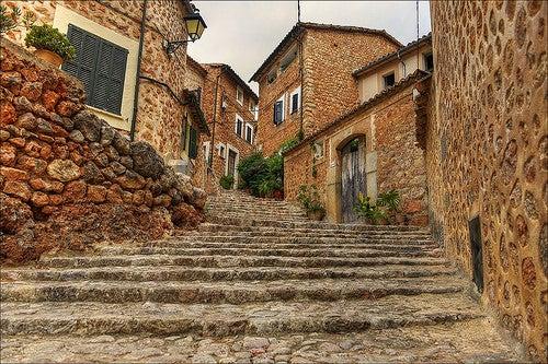 Fornalutx, el pueblo más visitado de Mallorca
