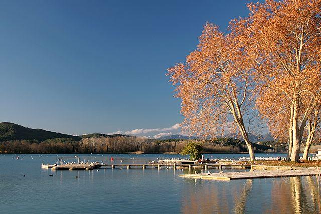 lago de banyoles 2