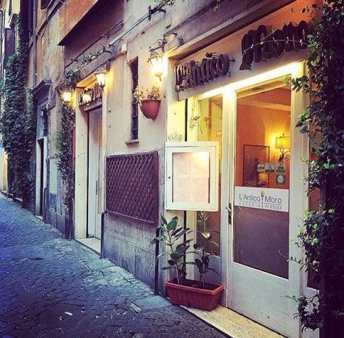 Los mejores lugares de Roma para comer