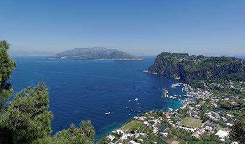 Marina Grande en Capri, toda una joya en Italia