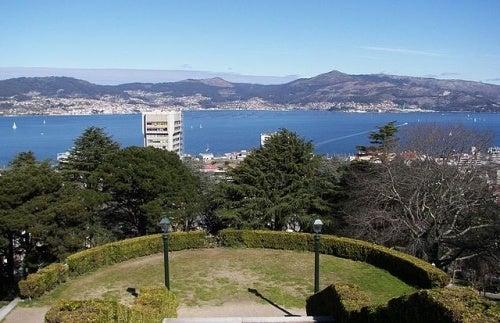 El Monte O Castro, una montaña de diversión en el centro de Vigo