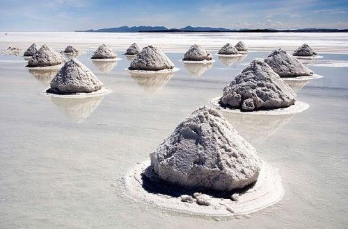 Descubre 5 lugares del mundo que parecen de otro planeta