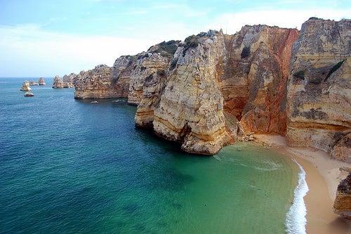 Descubramos la belleza de Algarve en Portugal