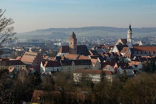 Descubre Donauwörth, una de las ciudades más románticas de Alemania