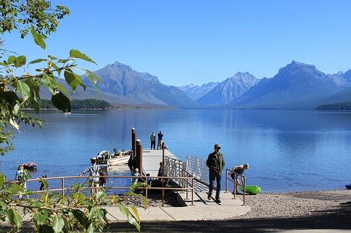Lago McDonald 3
