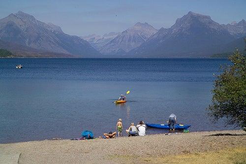 Lago McDonald 4