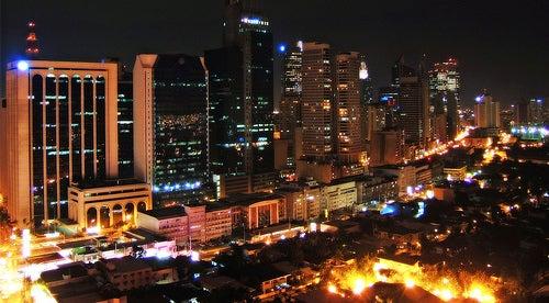 Recorramos Makati, una bella ciudad de Filipinas