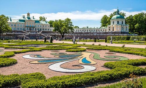 ElOranienbaum, el complejo palaciego más antiguo de Rusia
