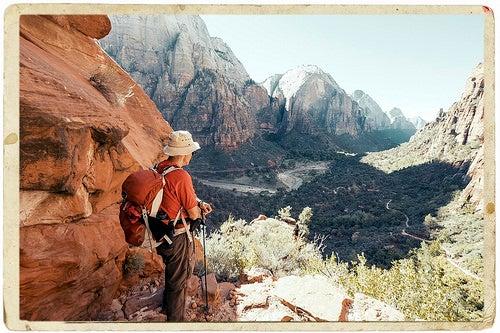La gran aventura de recorrer el Parque Nacional Zion en Utah