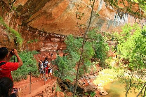 Parque Nacional Zion 2
