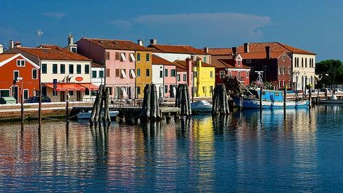 Encantados con la belleza de Pellestrina, una de las islas de Italia
