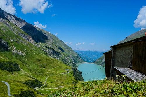 Embelesados con el encanto de Zell am See-Kaprun en Austria