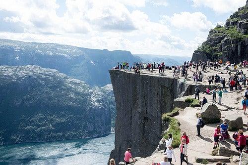 acantilados de Noruega 4