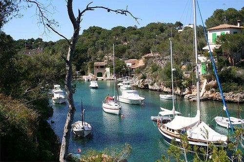Cala Figuera, una playa paradisiaca en Mallorca
