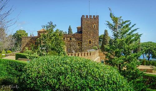 El castillo y jardín botánico de Cap Roig, un monumento del arte y de la naturaleza