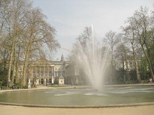 El Gran Parque de Bruselas, un espacio para disfrutar