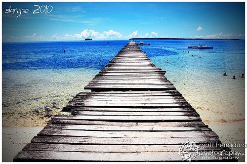 La magia de la isla Siargao en Filipinas