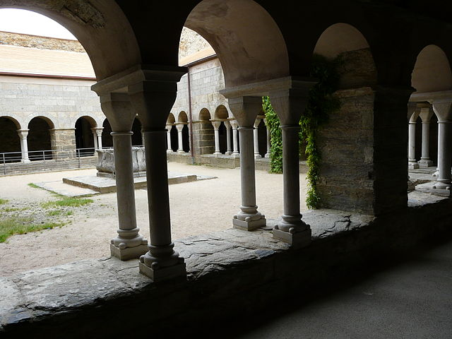 monasterio de san pedro de rodas 4
