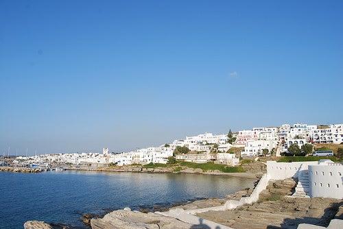 La isla de Paros en Grecia, un destino turístico muy popular
