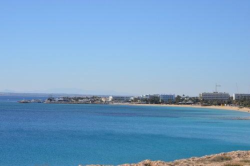 La hermosa región de Ayia Napa en Chipre