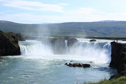 Cataratas Godafoss 2