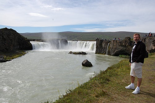 Cataratas Godafoss 3