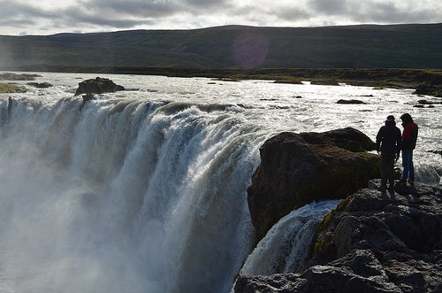 Cataratas Godafoss 4