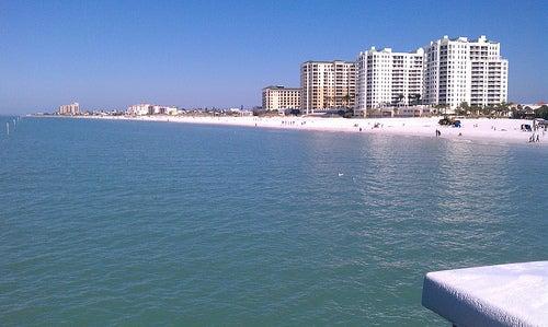La deliciosa ciudad de Clearwater en Florida
