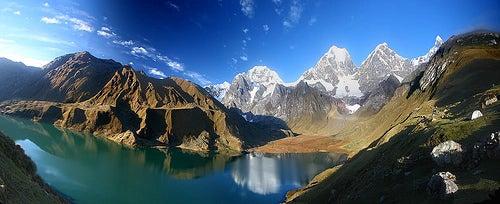 Cordillera Huayhuash 4