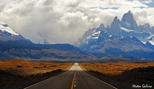 La gran aventura en El Chaltén en Argentina