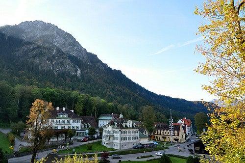 Füssen, una fantástica ciudad de Alemania