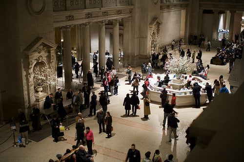 MET 3. Museo de arte