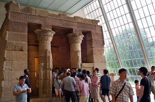MET 4. Museo de arte
