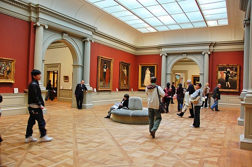 MET 6. Museo de arte