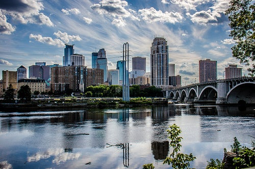 Minneapolis en Estados Unidos, una ciudad llena de distracción