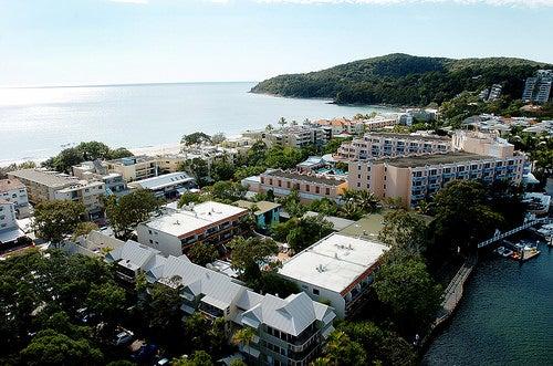 La maravillosa ciudad de Noosa Heads en Australia