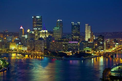 Disfrutemos la hermosa ciudad de Pittsburgh en Estados Unidos