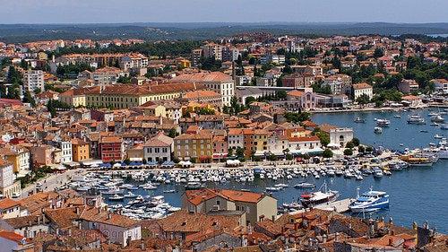 Rovinj en Croacia, un deleite para tus sentidos