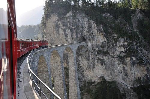 Viaducto de Landwasser 3