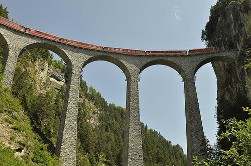 Viaducto de Landwasser 4