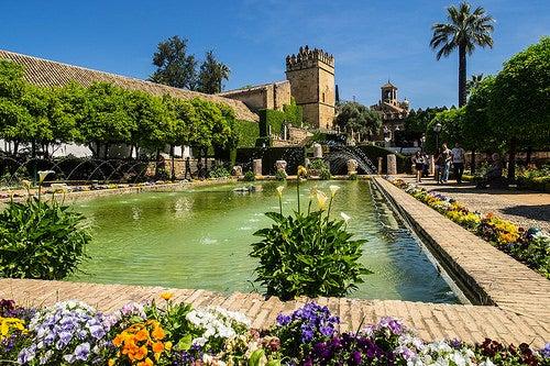 El Alcázar de los Reyes Cristianos, el palacio de los jardines de ensueño