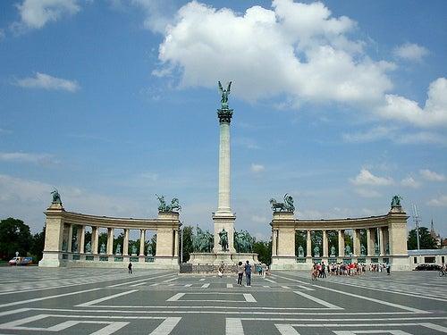 La Plaza de los Héroes, una de las plazas más hermosas de Budapest