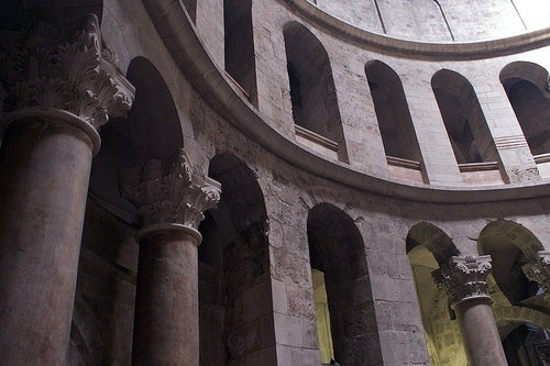 Iglesia del Santo Sepulcro. Jerusalén