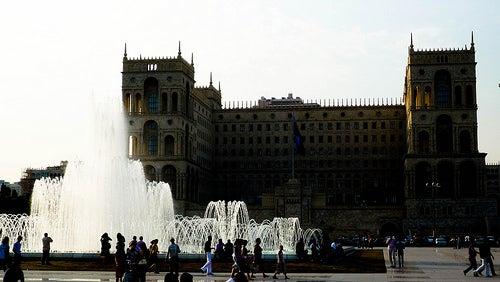 Bakú 3