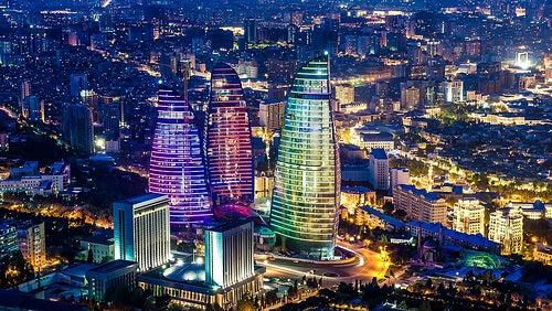 Bakú, la fusión perfecta entre lo moderno y lo antiguo