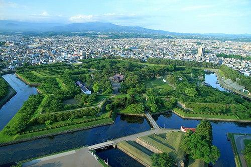 Hakodate, una preciosa ciudad de Japón
