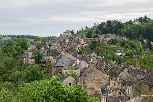 Un paseo por Najac, un hermoso pueblo de Francia